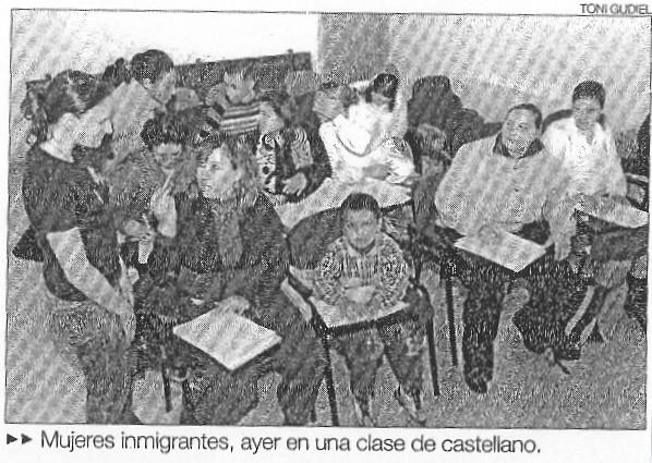 Curso inmigrantes