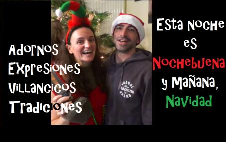 Navidades en español